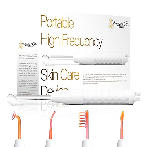 Project E Beauty High Frequency Facial Machine |...