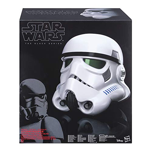 Star Wars SW Movie R1 Casco Stormtrooper(Hasbro B9738EU4)