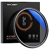 K&F Concept 67mm Filtro Polarizador CPL con 18 Capaz MRC Multirresistentes con Funda