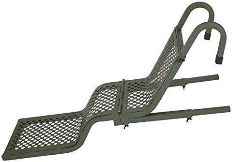 Beavertail Aluminum Folding Dog Ladder, Olive Drab...