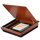 LapDesk Schoolhouse Wood LapDesk with storage (45075)