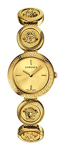 41lv2iKuhrL 28mm case - Gold-tone sunray dial Sapphire crystal Gold-tone hands