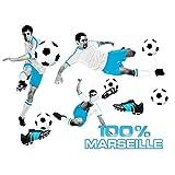 Stickers Muraux Marseille