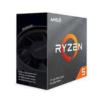AMD Ryzen 5 3600 6-Core, 12-Thread Unlocked Desktop Processor with Wraith Stealth Cooler