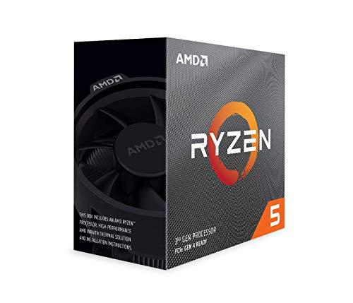 AMD Ryzen 5 3600 - Procesador con disipador de calor Wraith Stealth (35 MB, 6 núcleos, velocidad de 4.2 GHz, 65 W)