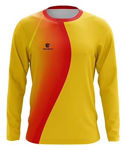 Triumph Boy's Soccer Goalie 2020 Jersey for Boy Size 24