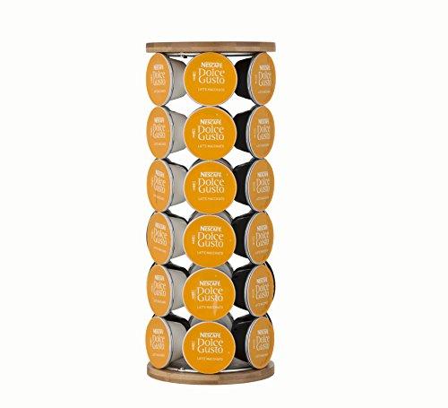 LE'XPRESS - Dispenser per Capsula Dolce Gusto, in bambù