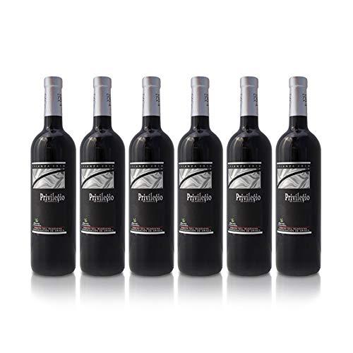 Via Romale - Vino Crianza Privilegio Via Romale - Confezione da 6 bottiglie