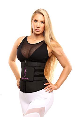 Body Maxx XL Waist Trainer - Plus Size Waist Trainer for Women - Waist Trainer a 1