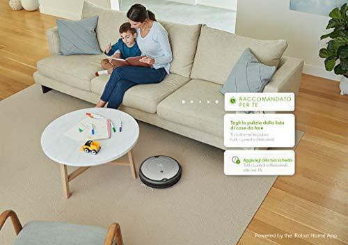 41m2zjcdDFL [SUPER Bon Plan] iRobot Roomba 981, aspirateur robot, idéal pour les tapis avec forte puissance d'aspiration