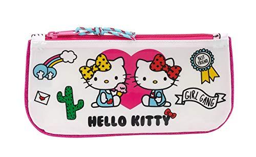 Hello Kitty 2018 Astuccio, 23 cm, Rosa