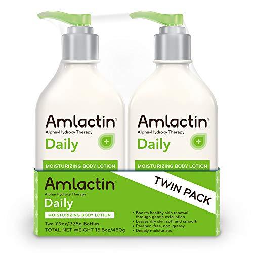 AmLactin Daily Moisturizing Body Lotion 7.9 Ounce...