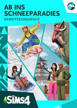 Die Sims 4 Ab ins Schneeparadies (EP10) | PC/Mac Code - Origin