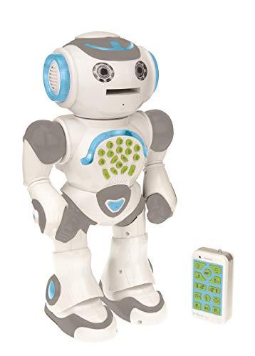 Lexibook- Powerman MAX Robot de Juguete Parlante, Multicolor...