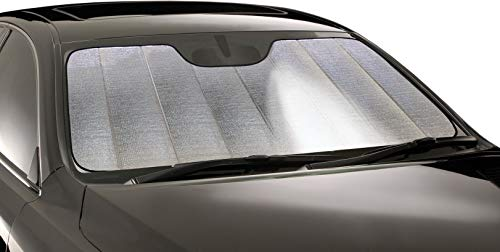 Intro-Tech SM-05-R Silver 0 Ultimate Reflector Custom Fit Folding Windshield Sunshade for Select Smart for Two Models