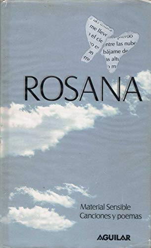 Rosana - Material Sensible / Canciones Y Poemas