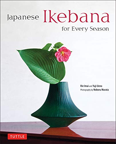 Japanese ikebana for every season:.