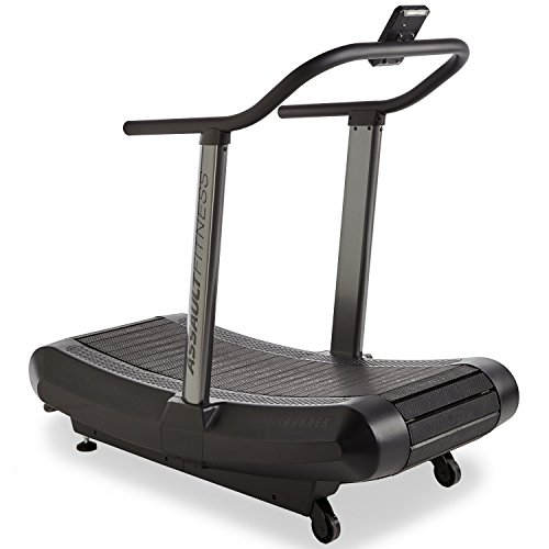 Assault Fitness AirRunner, Black Frame/Charcoal