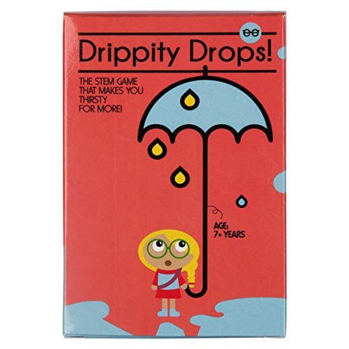 The Pretty Geeky   Drippity Drops   STEM Educational Water Cycle Learning Game for Kids  Made in India
