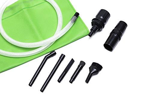 Green Label Kit Universale di Micro Utensili per gli Aspirapolvere (32-35 mm)