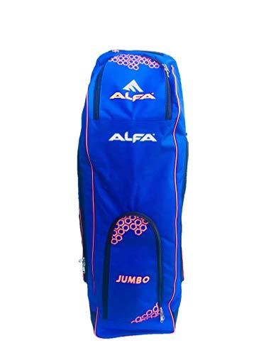 ALFA Tetron Jumbo Hockey Stick Cum Kit Bag (Royal Blue)