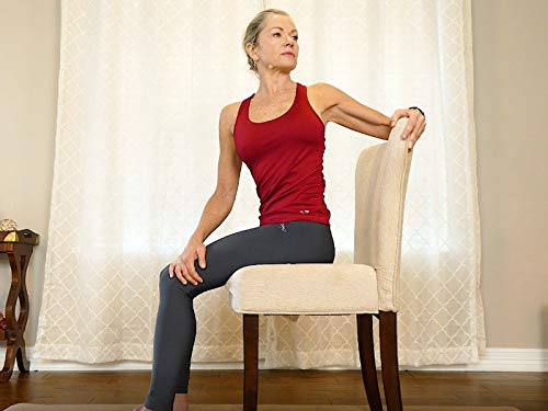 Chair Yoga Part 1: Gentle Stretches for Pain Relief