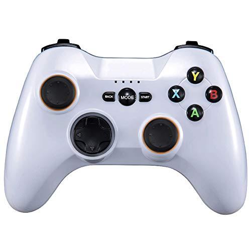 KAR Bluetooth Wireless Controller di Gioco Rimovibile Maniglia Staffa Gamepad per...