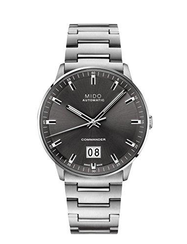 Mido Commander Herren-Armbanduhr 42mm Automatik M021.626.11.061.00