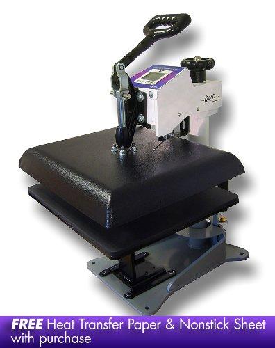 Geo Knight Geo Knight DC16 14x16 Digital Combo Heat Press