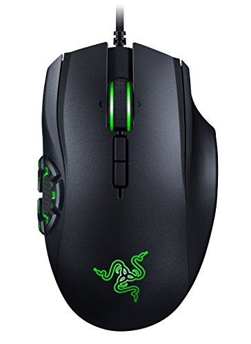 RAZER NAGA HEX V2: 7 Button Thumb Grid -...