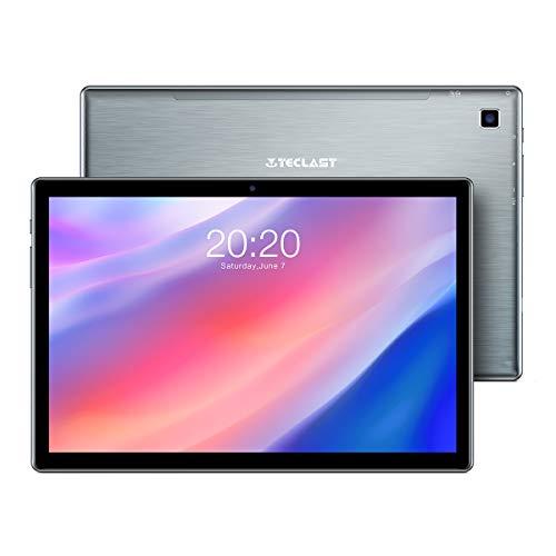 Tablet 10.1 Pollici TECLAST P20HD Android 10.0 con 4G LTE,Octa-Core 1.6 GHz,4GB + 64GB,1920 * 1200 FullHD IPS, 2MP+5MP Doppia Fotocamera,GPS, WiFi, Bluetooth