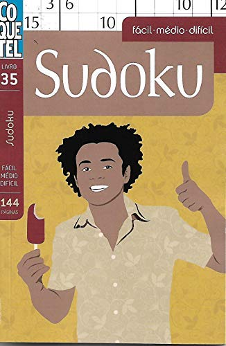 Sudoku Book 35 - Cocktail