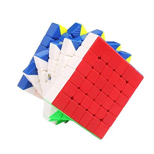 cuberspeed YuXin Little Magic 6x6 stickerless Speed Cube