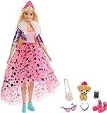 Bambola Barbie Principessa Princess Adventure