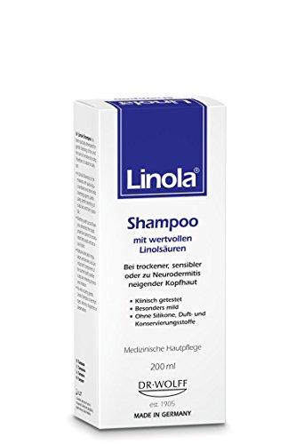 Linola Shampoo 200 ml - für trockene, empfindliche oder zu Neurodermitis...