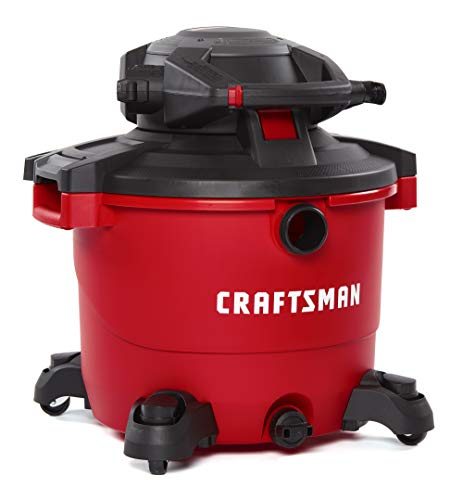 CRAFTSMAN CMXEVBE17607 16 gallon 6.5 Peak Hp Wet