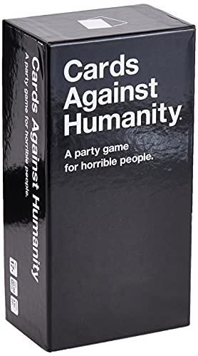 Cards Against Humanity Card Game, Black