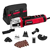 Avid Power Oscillating Tool, 3.5-Amp Oscillating Multi Tool with 4.5°Oscillation Angle, Variable...