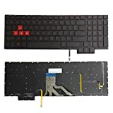 Replacement Laptop Keyboard for HP Omen 15-ce 15-ce0xx 15-ce010ca 15-ce020ca 15-ce000 15-ce011dx...