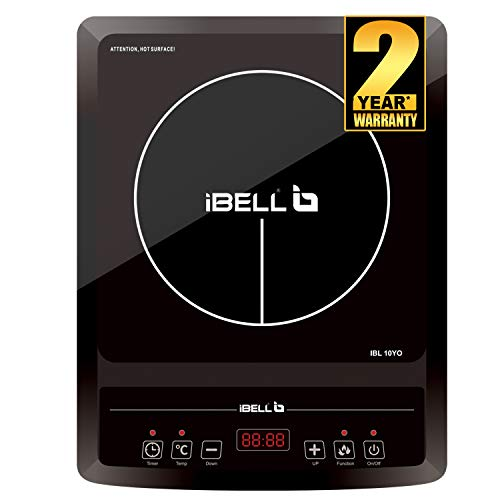 iBELL Hold The World. Digitally! 2000 W with Auto Shut Off and Overheat Protection, BIS Certified...