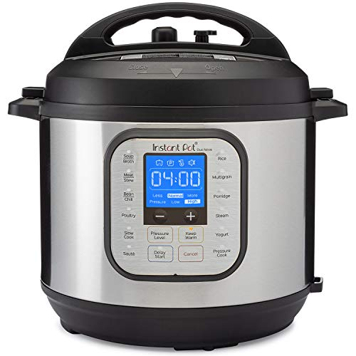 Instant Pot Duo Nova Pressure Cooker 7 in 1,...