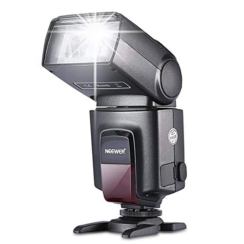 Neewer TT560 Flash Speedlite for Canon Nikon Panasonic Olympus...