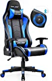Gtracing Gaming Chair with Bluetooth Speakers Music Video Game Chair Audio Ergonomic Design...