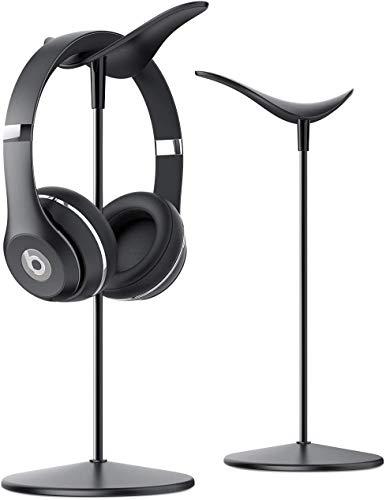 Headphone Desktop Stand Headset Holder - Lamicall Desk Earphone Stand,...