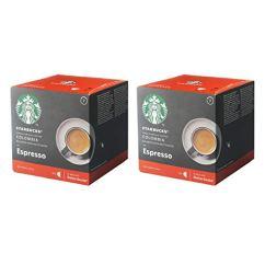 Nescafé Dolce Gusto Starbucks Colombia Espresso 2er Set