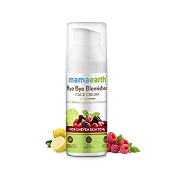 Mamaearth Face Cream, With Mulberry Extract & Vitamin C – 30ml