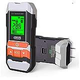 Testeur d'humidité murs,Dr.meter humidimetre 2 broches, écran LCD numérique HD...