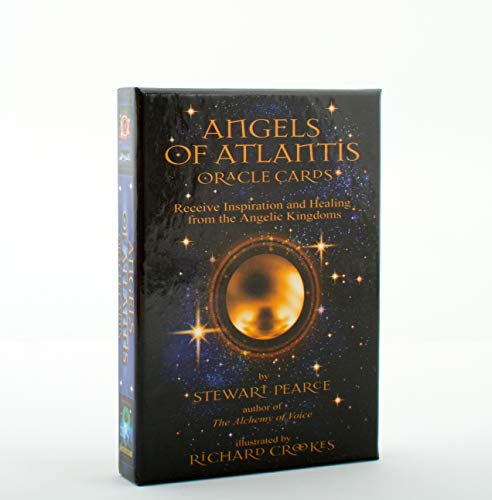 Angels of Atlantis Oracle Cards: Receive Inspiration and...
