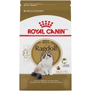 Royal Canin Ragdoll Breed Adult Dry Cat Food, 7 lb.