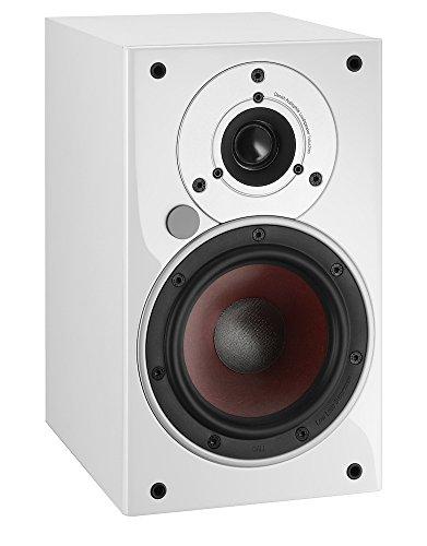 Dali Zensor 1 AX Regal-Lautsprecher/Aktivlautsprecher Weiß (Paar)